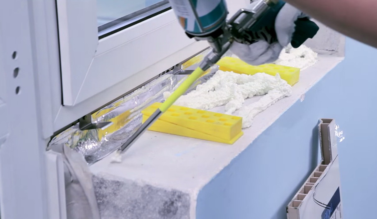 Монтаж пластиковые окна своими руками фото