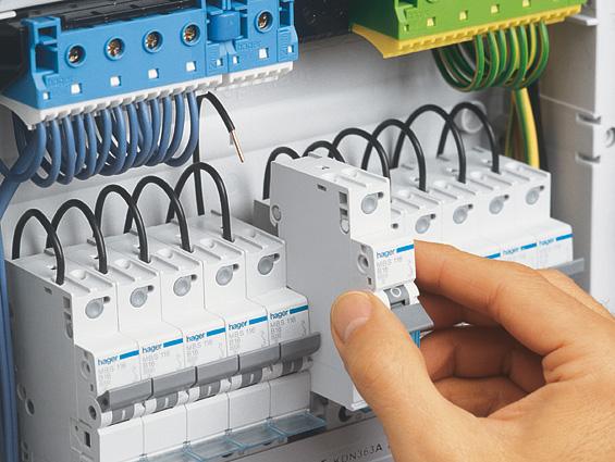Монтаж автоматов в электрощитке своими руками